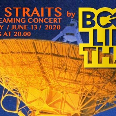 Dire Straits Live Streaming Concert
