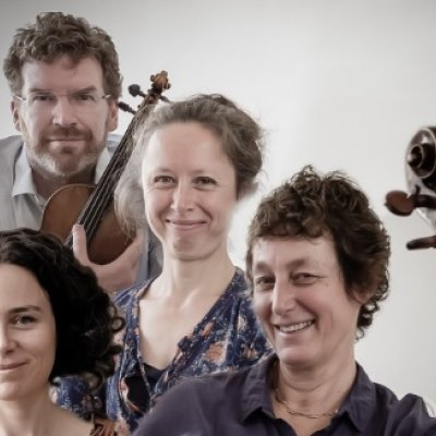 Theehuisconcert: Narratio kwartet