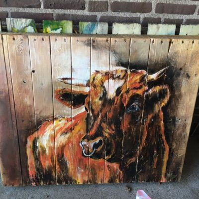 Workshop Palletschilderen